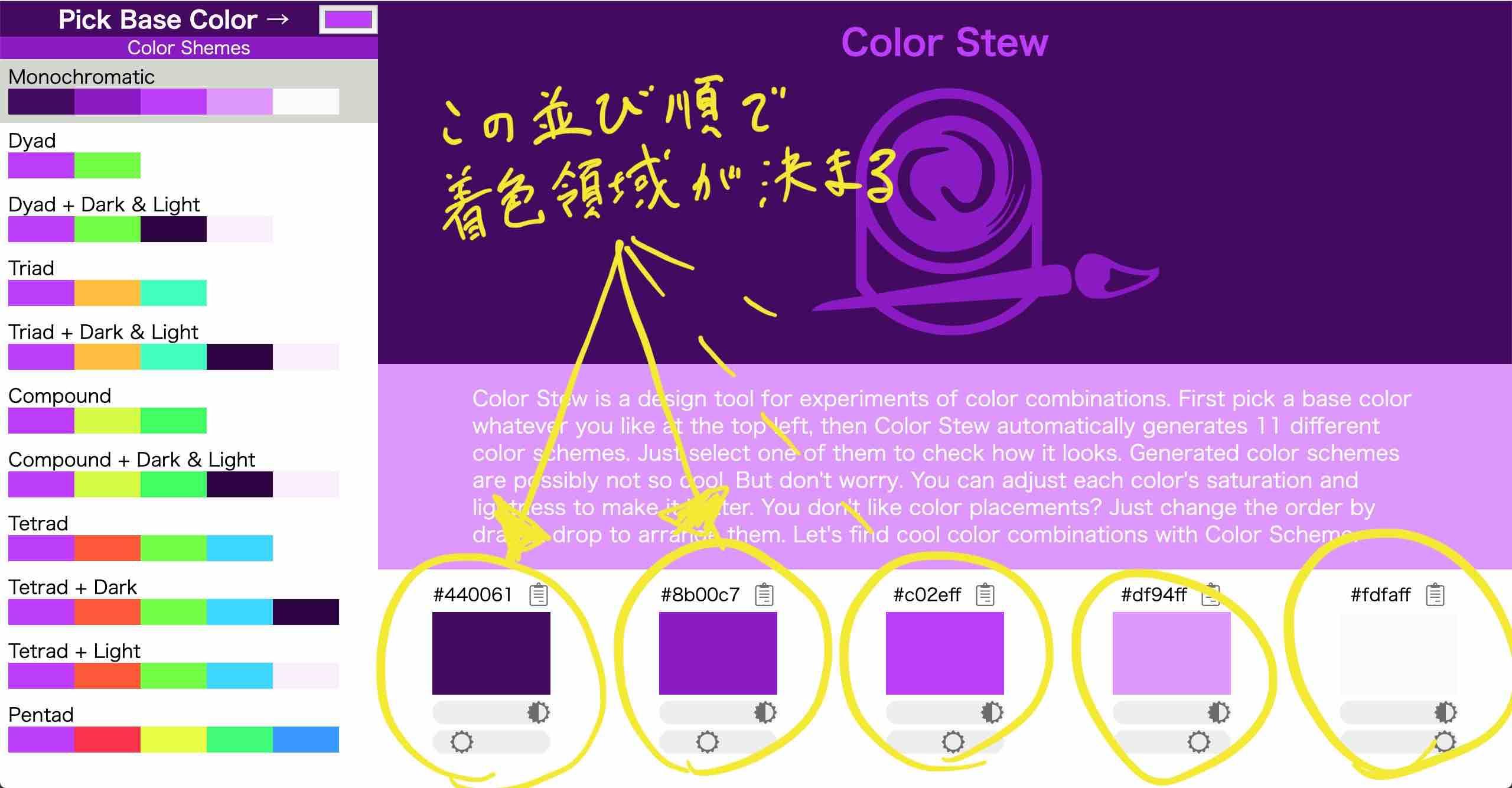 color-order